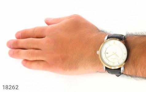 عکس ساعت رمانسون بند چرمی Romanson طرح کلاسیک مردانه - شماره 6