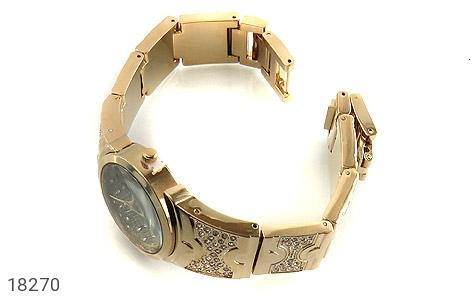 تصویر ساعت دریم Dream طلائی پرنگین مجلسی زنانه - شماره 2