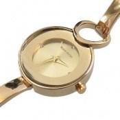ساعت رمانسون مجلسی طلائی زنانه Romanson