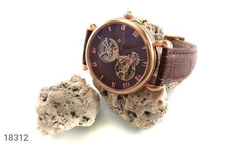 تصویر ساعت واشرون کنستانتین بند چرمی vacheron constantin مجلسی - شماره 5