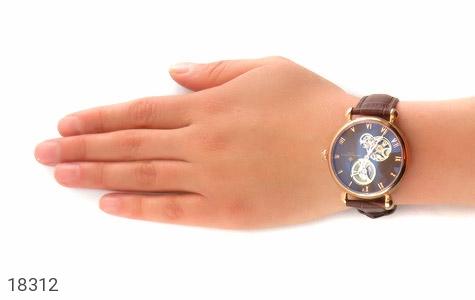 عکس ساعت واشرون کنستانتین بند چرمی vacheron constantin مجلسی - شماره 7