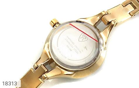 عکس ساعت رمانسون Romanson دورنگین مجلسی طلائی زنانه - شماره 2