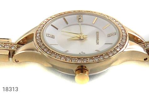 عکس ساعت رمانسون Romanson دورنگین مجلسی طلائی زنانه - شماره 3