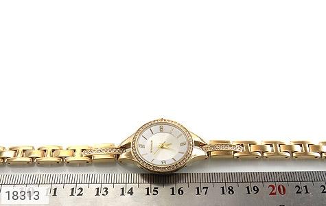 عکس ساعت رمانسون Romanson دورنگین مجلسی طلائی زنانه - شماره 5