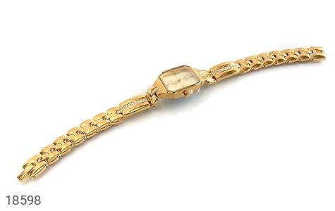 تصویر ساعت اسپریت Esprit طلائی مجلسی زنانه - شماره 2