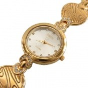 ساعت اسپریت مجلسی طلائی زنانه Esprit