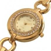 ساعت اسپریت پرنگین مجلسی طلائی زنانه Esprit