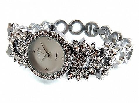 ساعت مچی پرنگین طرح ملکه زنانه Esprit - 18604