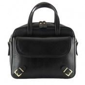 کیف چرم طبیعی مدل دستی یا دوشی زنانه