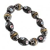 دستبند کوک (کشکول) خوش نقش و درشت زنانه