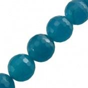 سینه ریز جید آبی زیبا و خوش تراش زنانه