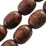 تسبیح چوب 33 دانه دارچین هلی درشت خوش عطر و فاخر