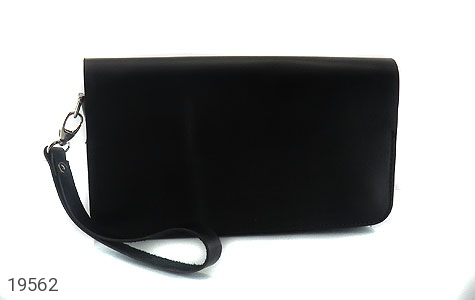 عکس کیف چرم طبیعی کیف مشکی