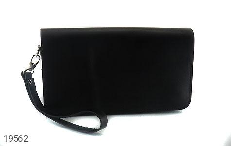 تصویر کیف چرم طبیعی کیف مشکی - شماره 1