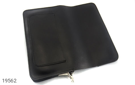 تصویر کیف چرم طبیعی کیف مشکی - شماره 4