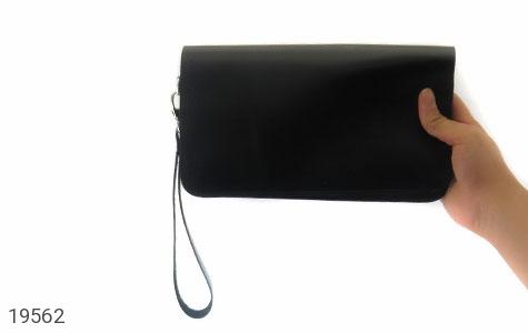 تصویر کیف چرم طبیعی کیف مشکی - شماره 8
