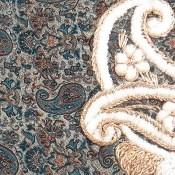 ترمه رومیزی سایز بزرگ طرح شهناز