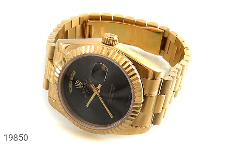 عکس ساعت رولکس Rolex طلائی مجلسی مردانه