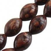 تسبیح چوب 33 دانه دارچین خوش عطر و کم نطیر