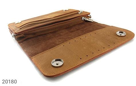 تصویر کیف چرم طبیعی دستی یا دوشی زیبا زنانه - شماره 5