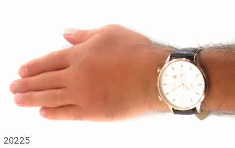عکس ساعت بند چرمی فیلدو faiedu مردانه - شماره 6