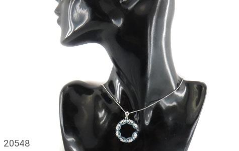 تصویر سرویس نقره فاخر طرح شایسته زنانه - شماره 11