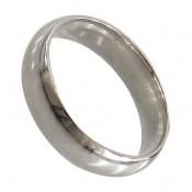 حلقه ازدواج نقره رینگی جذاب