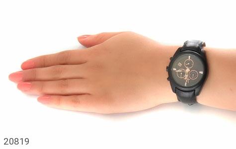 تصویر ساعت رمانسون بند چرمی ست Romanson زنانه - شماره 6