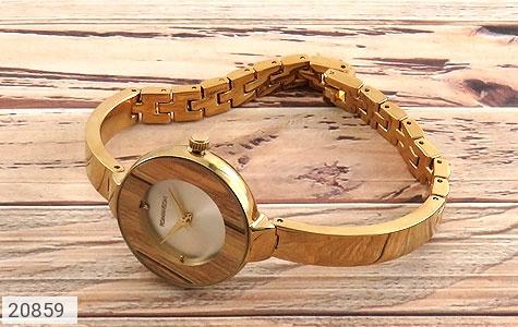 تصویر ساعت رمانسون Romanson طلائی مجلسی زنانه - شماره 1