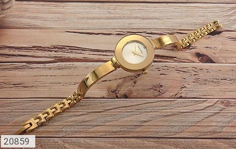 تصویر ساعت رمانسون Romanson طلائی مجلسی زنانه - شماره 2