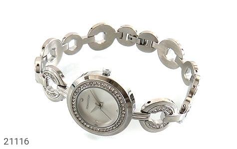 عکس ساعت رمانسون Romanson پرنگین مجلسی زنانه - شماره 1