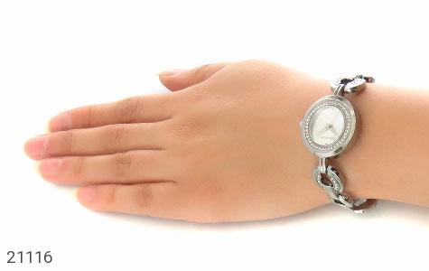 تصویر ساعت رمانسون Romanson پرنگین مجلسی زنانه - شماره 6