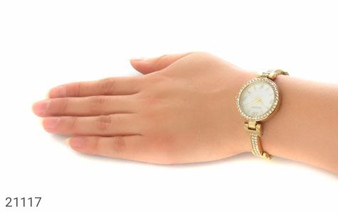 تصویر ساعت رمانسون Romanson مجلسی پرنگین زنانه - شماره 6