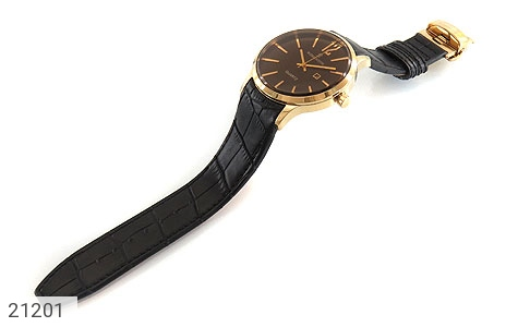 تصویر ساعت رمانسون بند چرمی Romanson کلاسیک مردانه - شماره 1