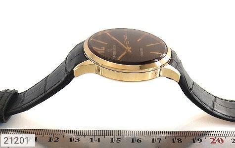 تصویر ساعت رمانسون بند چرمی Romanson کلاسیک مردانه - شماره 6