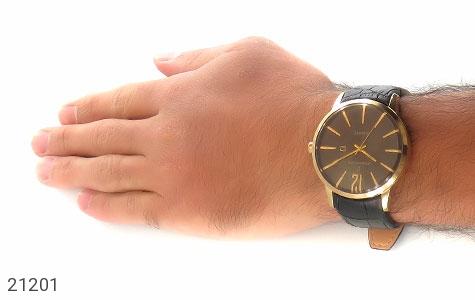 عکس ساعت رمانسون بند چرمی Romanson کلاسیک مردانه - شماره 7