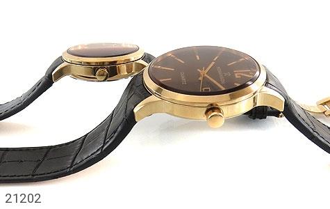 تصویر ساعت رمانسون بند چرمی ست Romanson کلاسیک - شماره 2