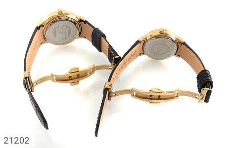 تصویر ساعت رمانسون بند چرمی ست Romanson کلاسیک - شماره 3