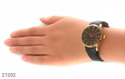 تصویر ساعت رمانسون بند چرمی ست Romanson کلاسیک - شماره 7