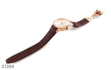 عکس ساعت رمانسون بند چرمی کلاسیک زنانه Romanson