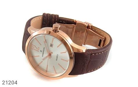 تصویر ساعت بند چرمی رمانسون Romanson کلاسیک زنانه - شماره 2