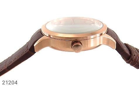 تصویر ساعت بند چرمی رمانسون Romanson کلاسیک زنانه - شماره 3