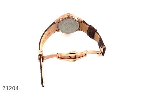 عکس ساعت بند چرمی رمانسون Romanson کلاسیک زنانه - شماره 5