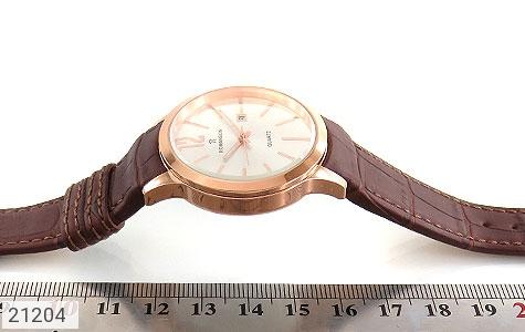 تصویر ساعت بند چرمی رمانسون Romanson کلاسیک زنانه - شماره 6