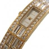 ساعت اسپریت پرنگین طلائی طرح پرنسس زنانه Esprit