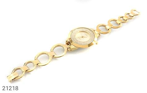 تصویر ساعت رمانسون Romanson نگین دار مجلسی بند حلقه ای زنانه - شماره 2