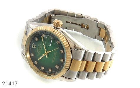 عکس ساعت رولکس Rolex طرح دیت جاست مردانه