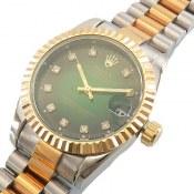 ساعت رولکس Rolex طرح دیت جاست زنانه