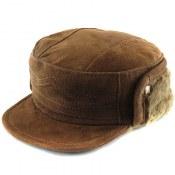 کلاه جیر طبیعی دوحالته مردانه