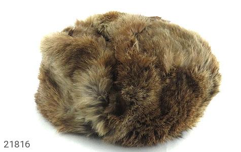 عکس کلاه پوست طبیعی خرگوش
